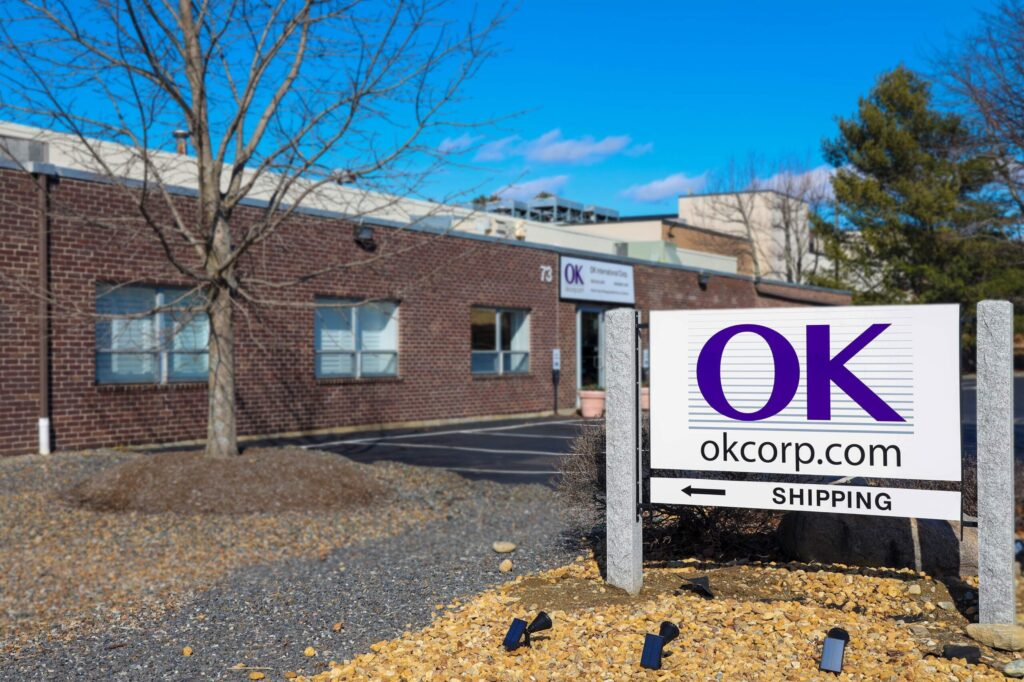 OKI Sign